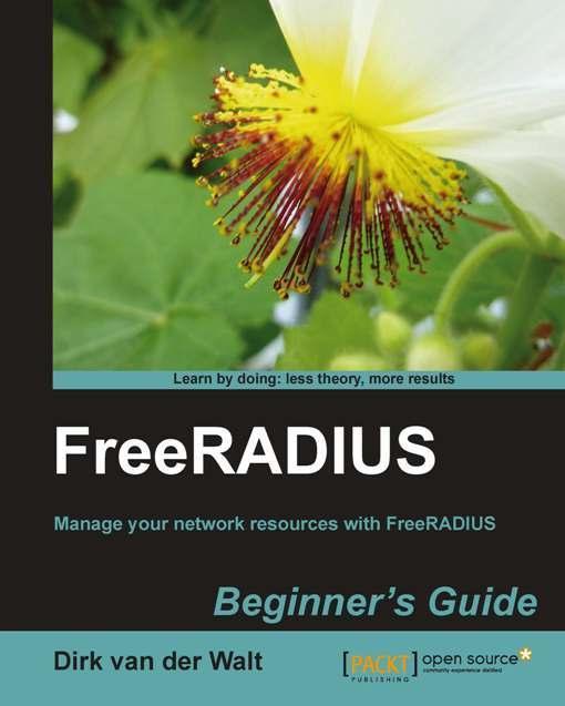 FreeRADIUS Beginner's Guide EB9781849514095