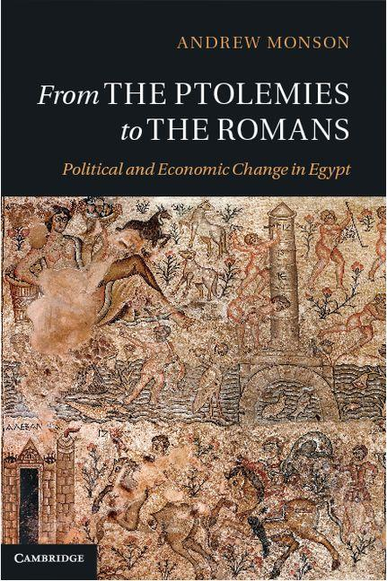From the Ptolemies to the Romans EB9781139211598