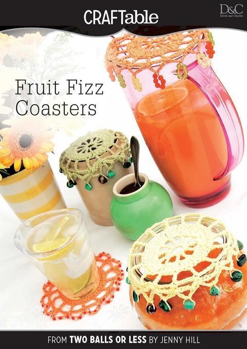 Fruit Fizz Coasters EB9781446357026