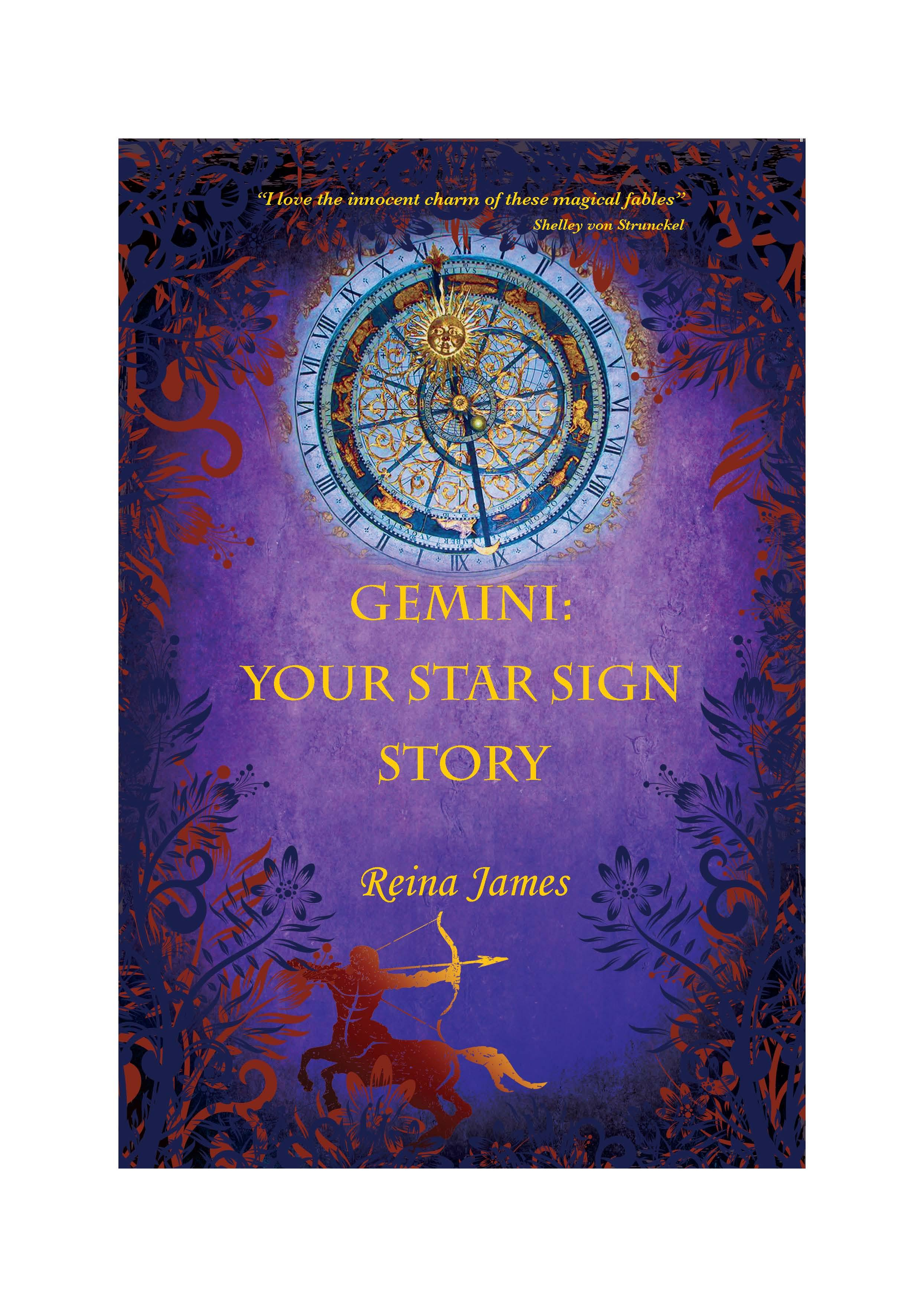 Gemini: Your Star Sign Story EB9781902405605