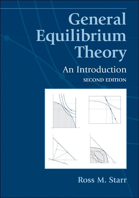 General Equilibrium Theory EB9781139118354