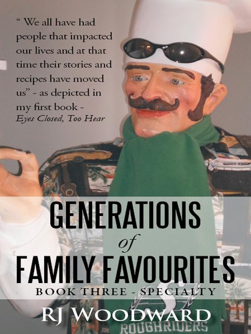 Generations of Family Favourites Book Three - Specialty EB9781462044801