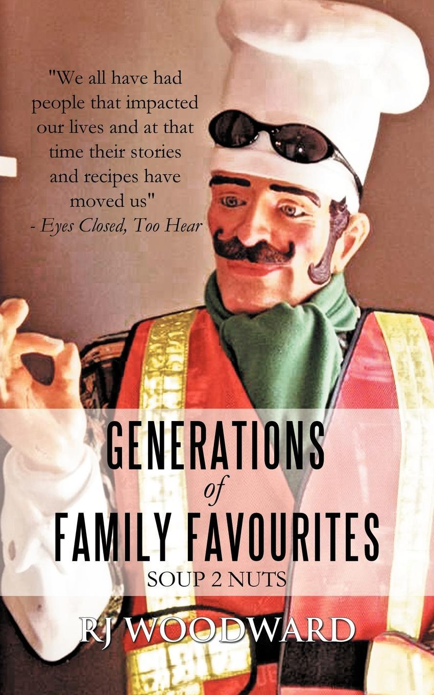 Generations of Family Favourites - Soup 2 Nuts EB9781462060054