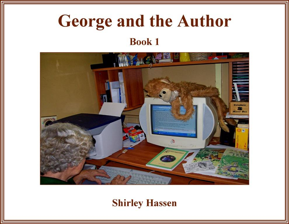 George and the Author Shirley EB9781622124664