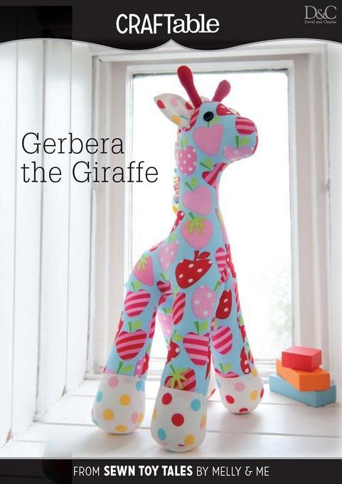 Gerbera the Giraffe EB9781446356869
