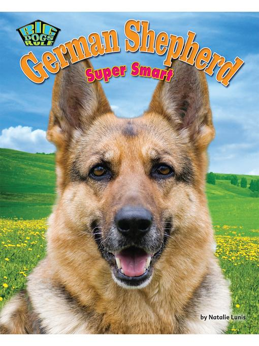 German Shepherd: Super Smart EB9781617723339