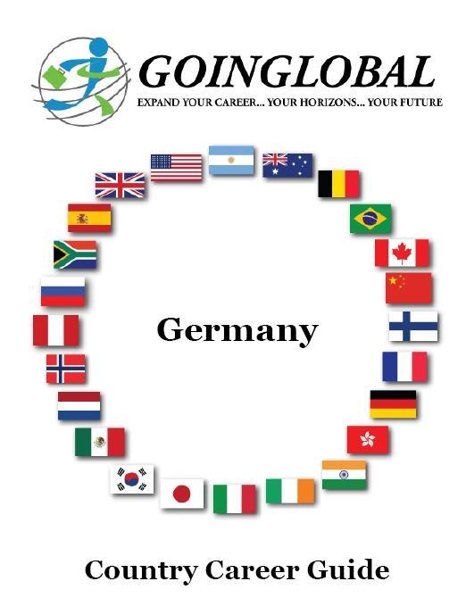Germany Career Guide EB9781894890090