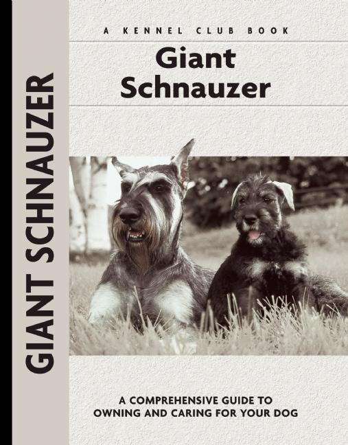 Giant Schnauzer EB9781593786274