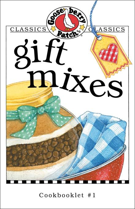 Gift Mixes Cookbook EB9781612810058