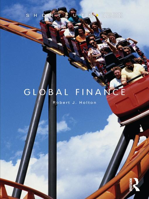 Global Finance EB9781136808081