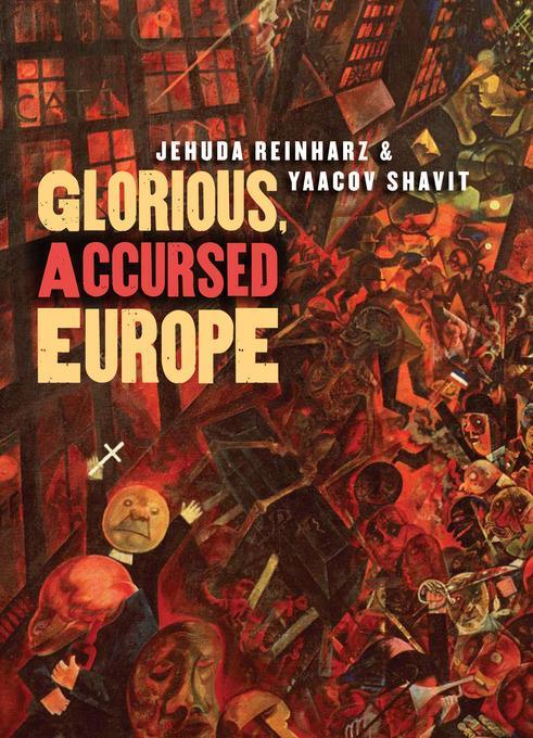 Glorious, Accursed Europe EB9781584659136