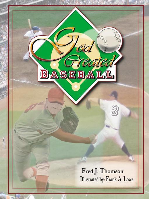 God Created Baseball EB9781426997969