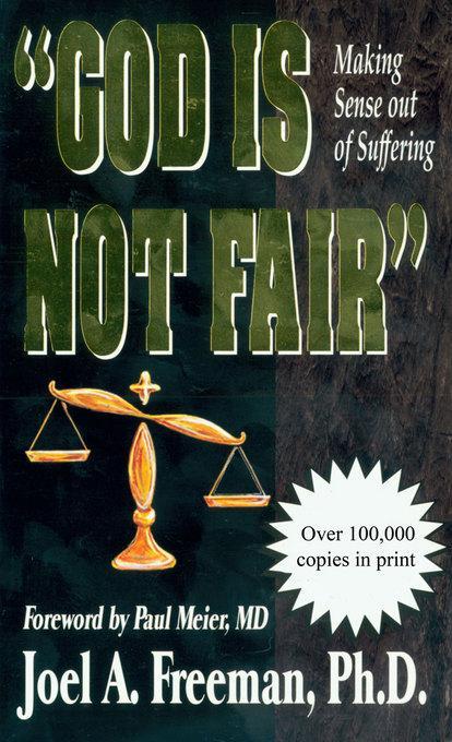 God Is Not Fair EB9781614582335