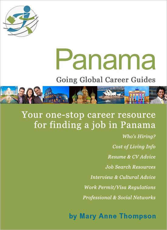 Going Global Career Guides: Panama EB9781935392422
