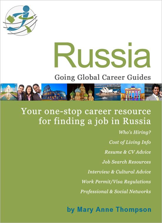 Going Global Career Guides: Russia EB9781935392439
