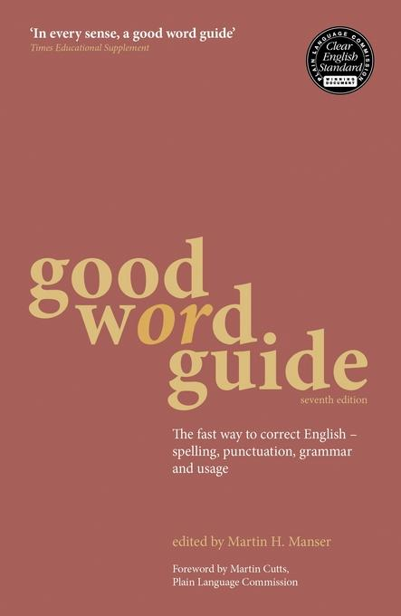 Good Word Guide EB9781408123324