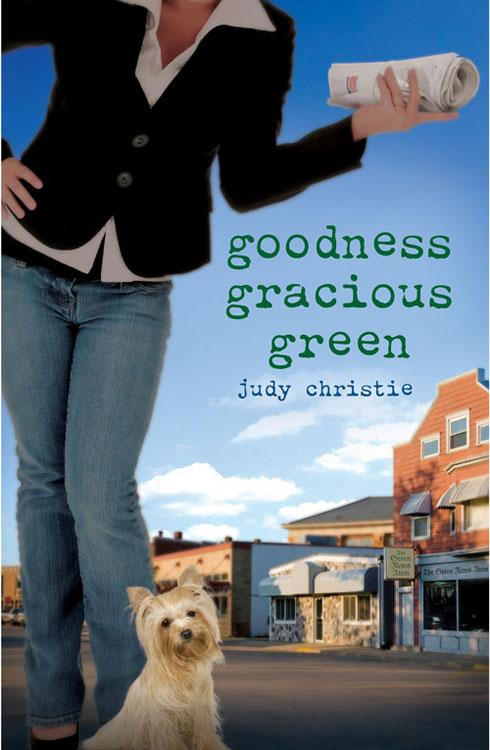 Goodness Gracious Green - The Green Series #2 EB9781426715563
