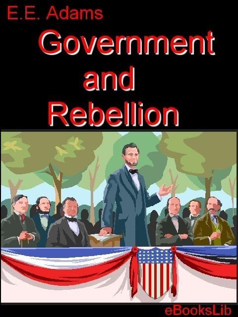 Government and Rebellion EB9781554456550