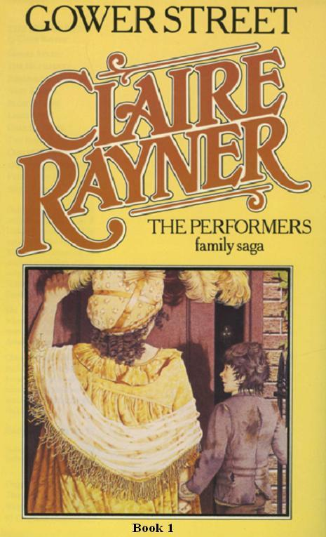 Gower Street (Book 1 of The Performers) EB9781849820561