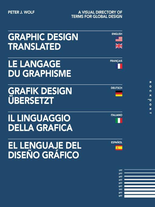 Graphic Design, Translated EB9781616738808