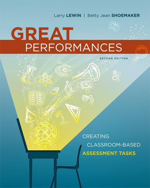 Great Performances: Creating Classroom-Based Assessment Tasks, 2nd edition EB9781416613510