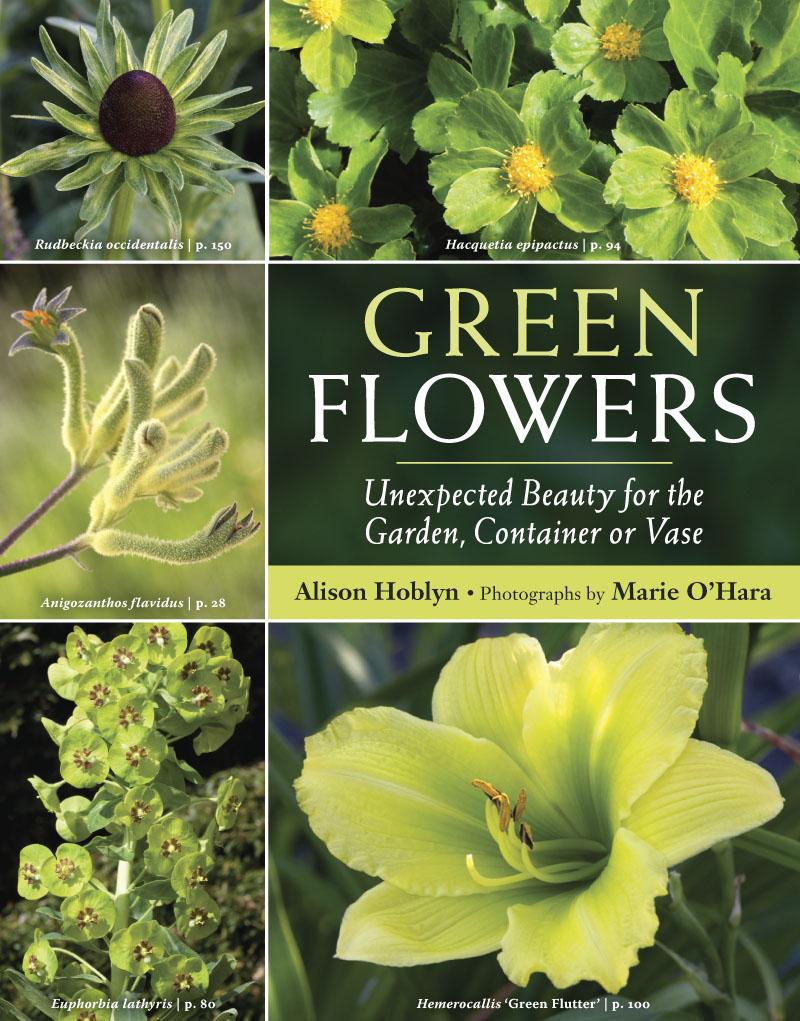 Green Flowers: Unexpected Beauty for the Garden, Container or Vase EB9781604691498