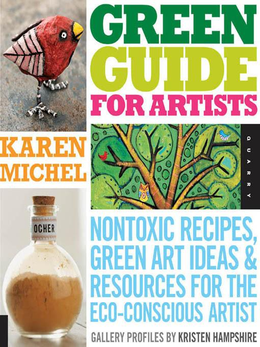 Green Guide for Artists EB9781616735494