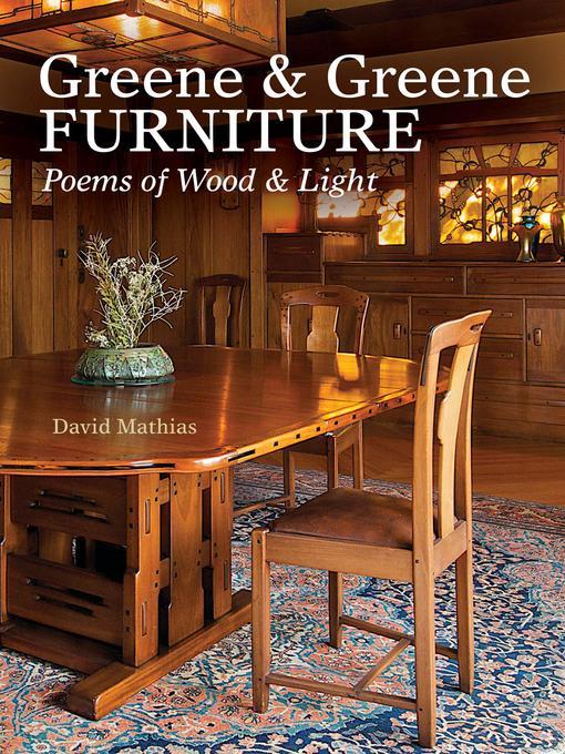 Greene & Greene Furniture EB9781440311123