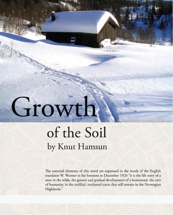 Growth of the Soil EB9781438546162