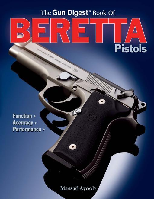 Guide Book of Beretta Pistols EB9781440224249