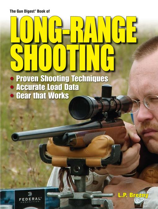 Guide Book of Long Range Shooting Lp Brezny