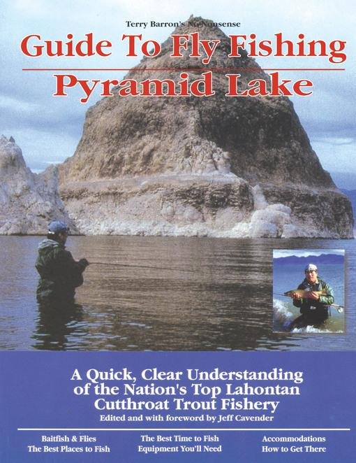 Guide to Fly Fishing Pyramid Lake EB9781618812414