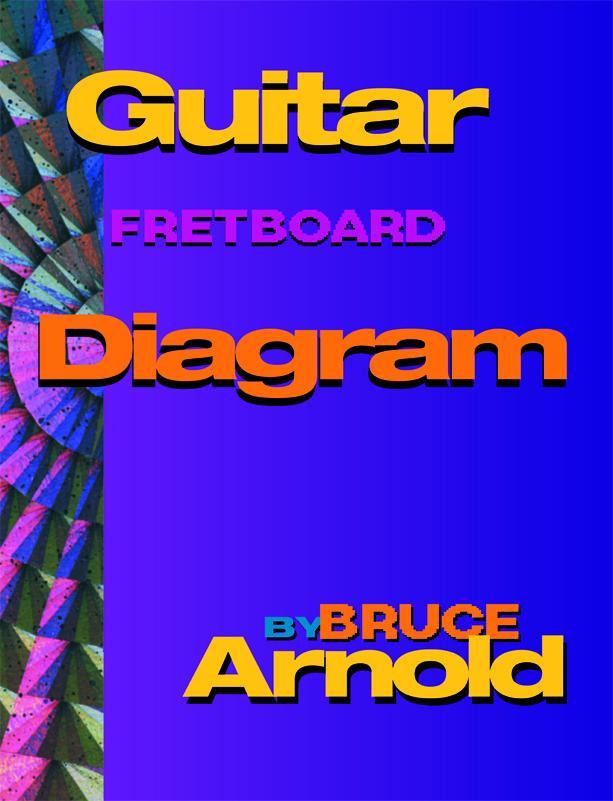 Guitar Fretboard Diagram EB9781594898228