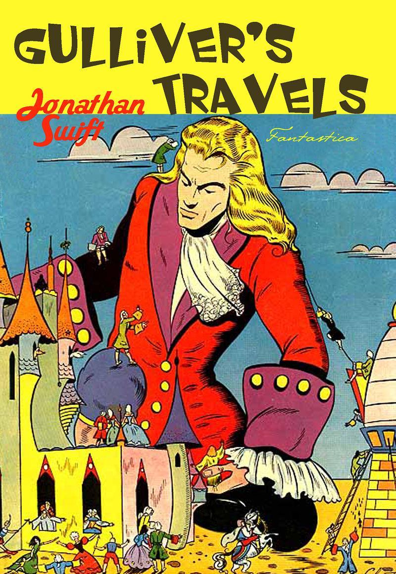 Gulliver's Travels EB9781909175396