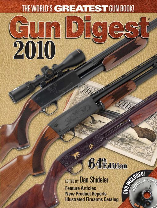 Gun Digest 2010 EB9781440229060