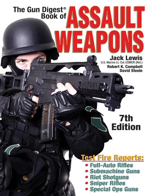 Gun Digest Book of Assault Weapons 7th Edition EB9781440226526