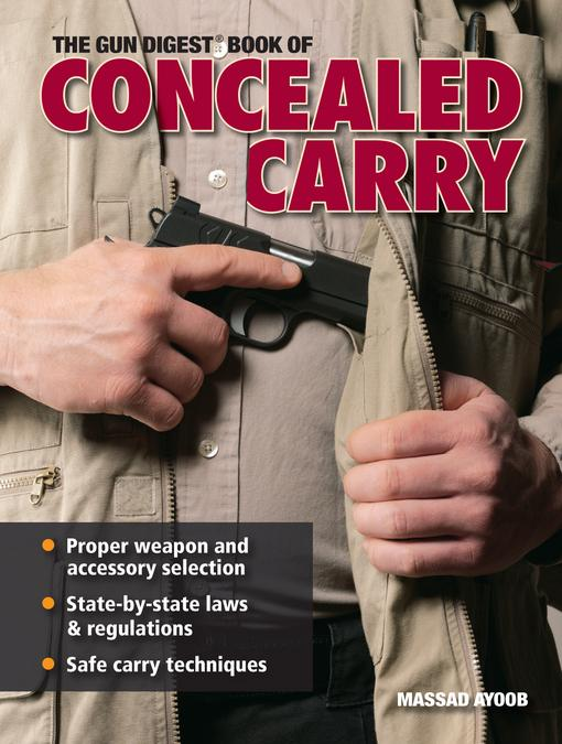 Gun Digest Book of Concealed Carry EB9781440218248
