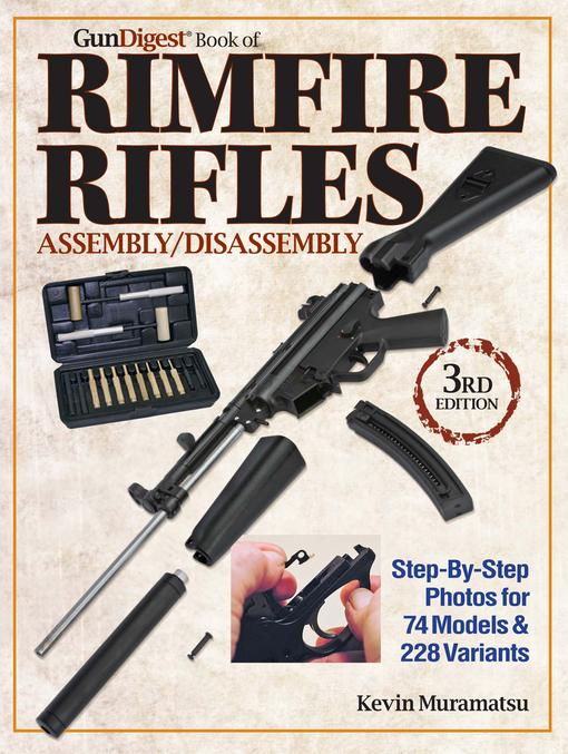 Gun Digest Book of Rimfire Rifles Assembly/Disassembly EB9781440218156