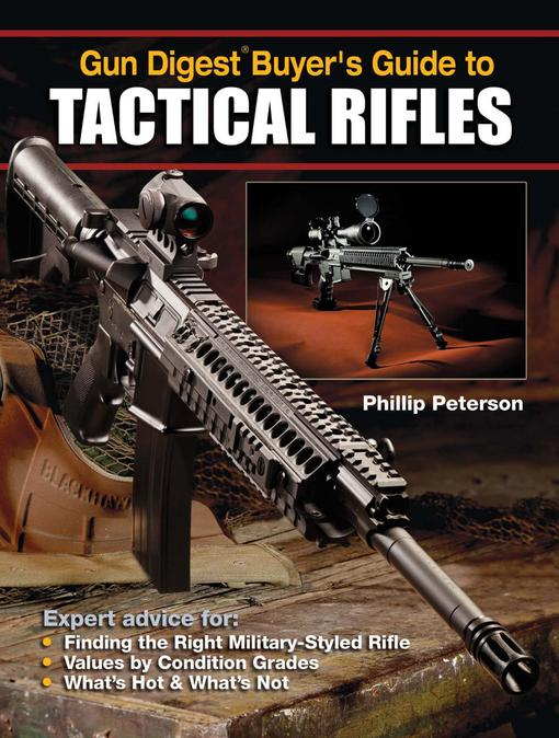 Gun Digest Buyer's Guide to Tactical Rifles EB9781440217937