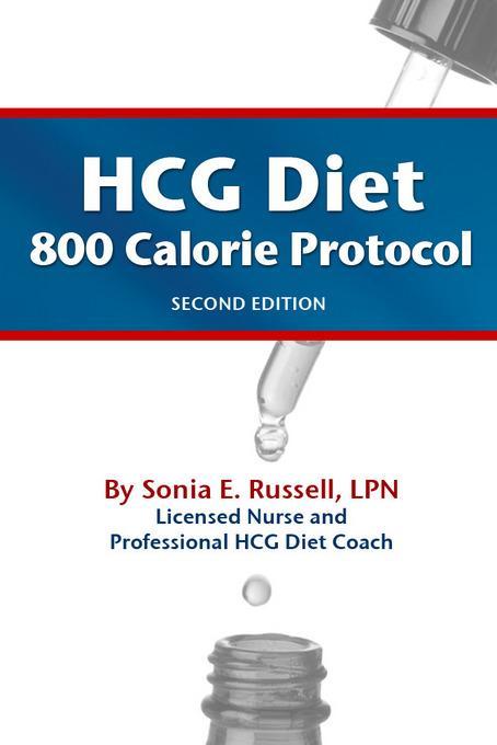 HCG Diet 800 Calorie Protocol Second Edition EB9781456609955