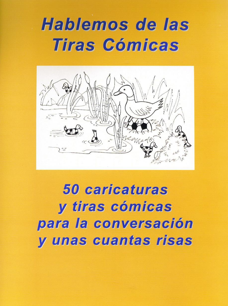 Hablemos de las Tiras Comicas EB9781926679068
