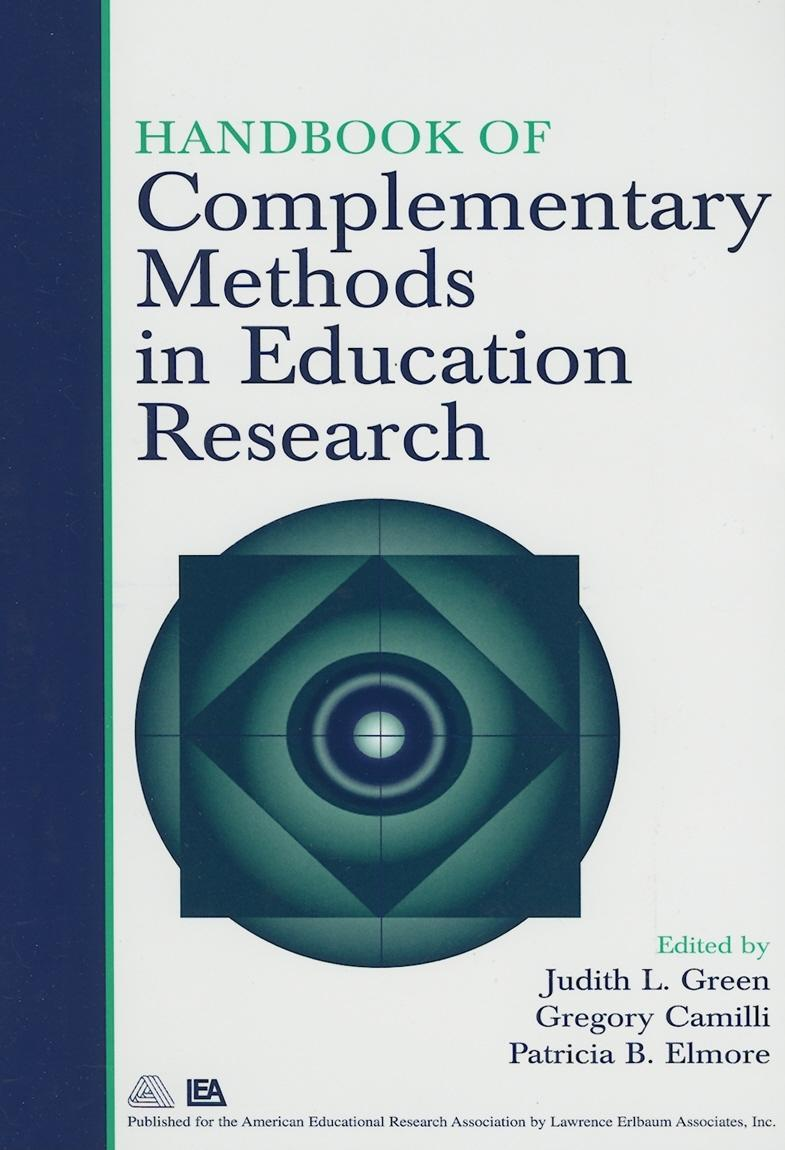 Handbook of Complementary Methods in Education Research EB9781135283315