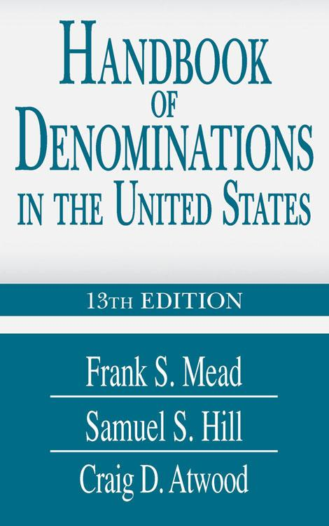 Handbook of Denominations in the United States 13th Edition EB9781426735516