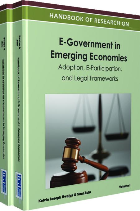 Handbook of Research on E-Government in Emerging Economies