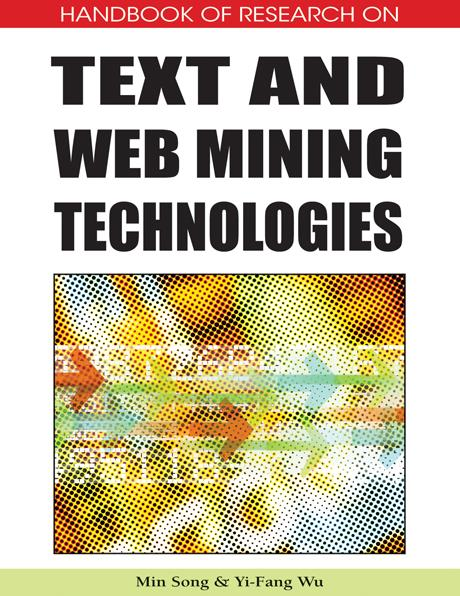 Handbook of Research on Text and Web Mining Technologies EB9781599049915