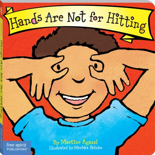 Hands Are Not for Hitting (board book) EB9781575427782