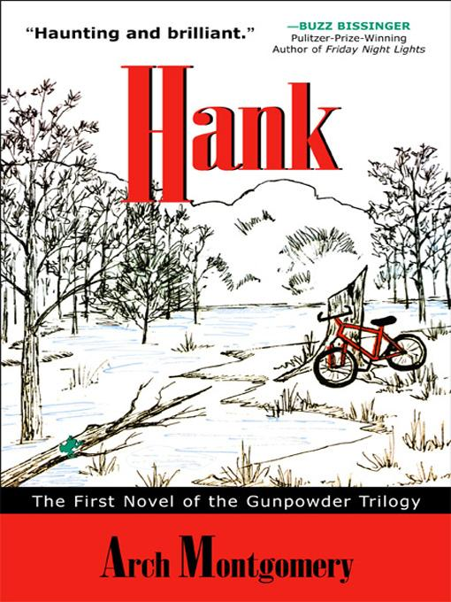 Hank: Gunpowder Trilogy, Book 1 EB9781890862923