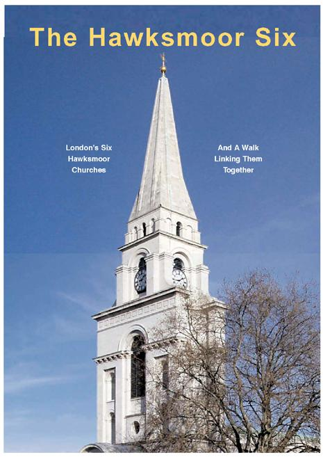 Hawksmoor's Six London Churches