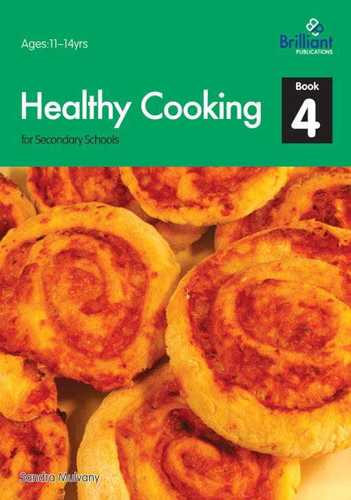Healthy Cooking for Secondary Schools - Book 4 EB9781905780969