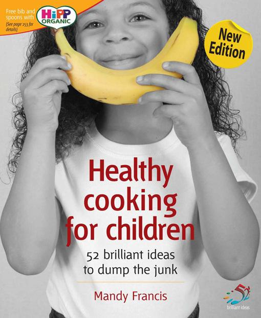 Healthy eating for children EB9781907518935